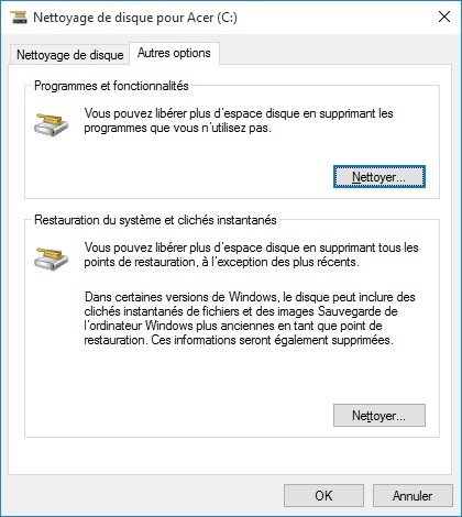 Module 2 le syst me d 39 exploitation windows 10 4 1 for Nettoyage de fenetre