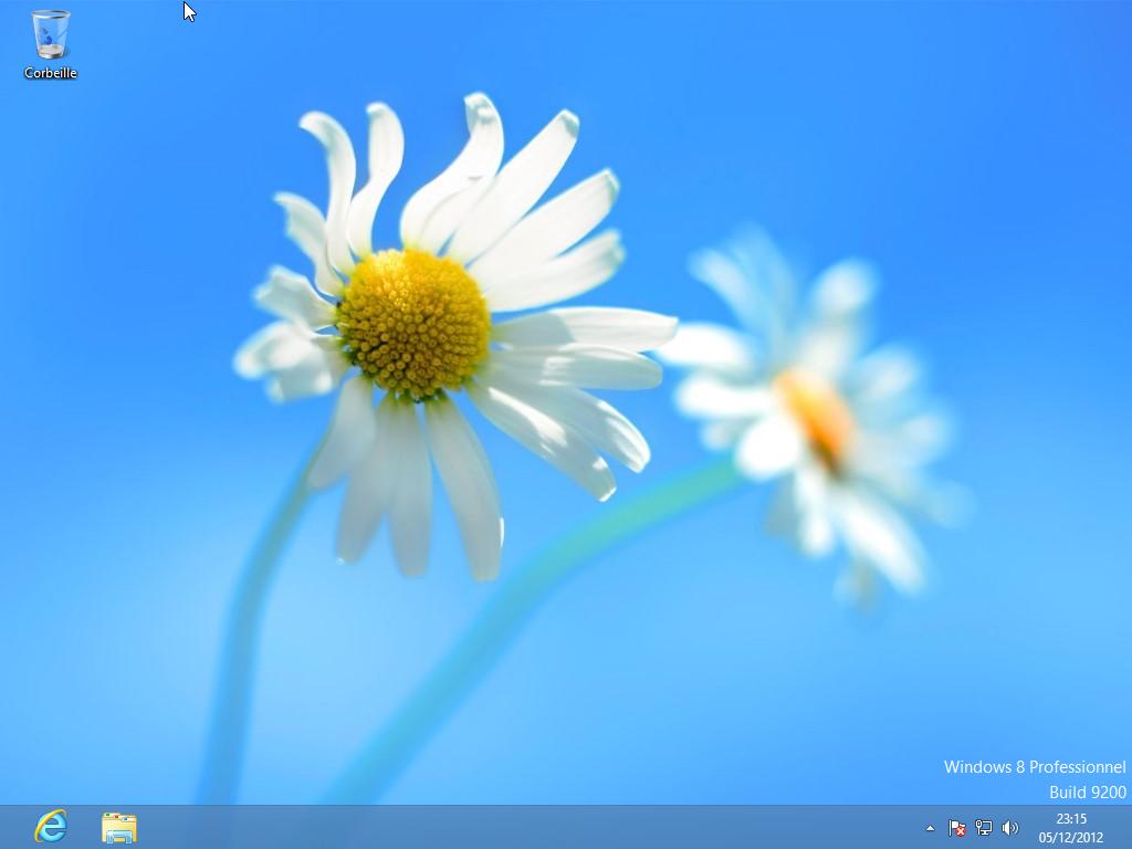 Module le système d exploitation windows le bureau
