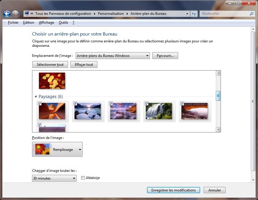 Module 2 le syst me d 39 exploitation windows 7 2 3 l - Arriere plan bureau gratuit windows ...