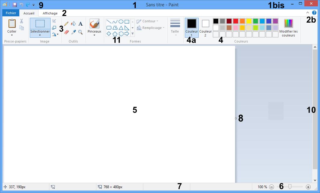 Module 2 le syst me d 39 exploitation windows 8 1 2 1 for Ouvrir fenetre plein ecran