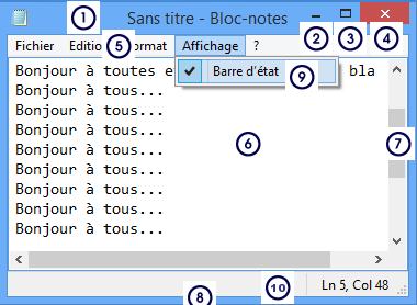 Module 2 le syst me d 39 exploitation windows 8 1 2 1 for Fenetre windows outils