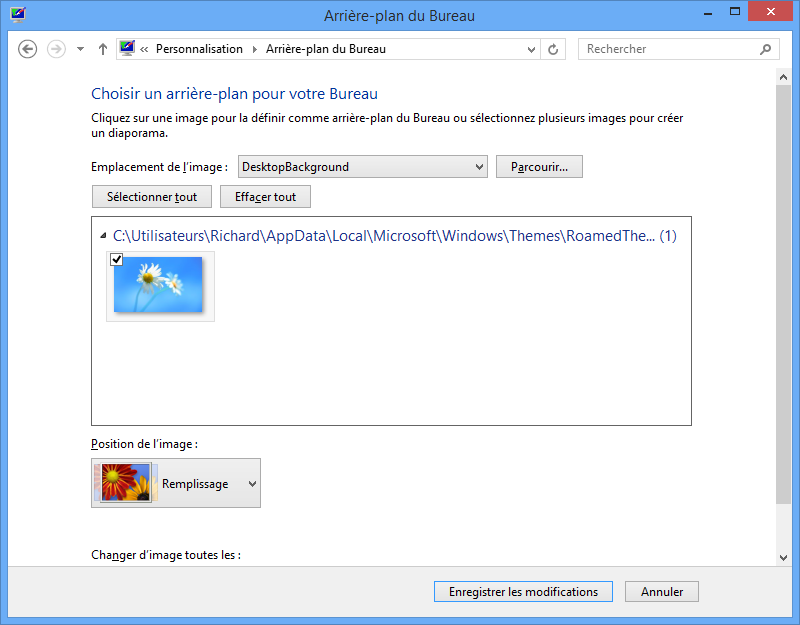 module 2 le syst 232 me d exploitation windows 8 1 1 9 2 l arri 232 re plan du bureau
