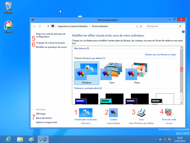 Module 2 le syst me d 39 exploitation windows 8 6 2 l 39 arri re plan - Personnaliser son bureau windows 7 ...
