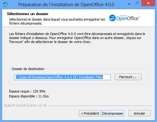 Module 2 le syst me d 39 exploitation windows 8 7 9 - Telecharger open office pour windows 8 ...