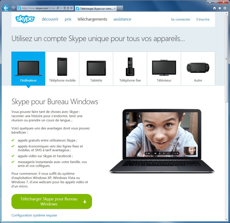 JOOST WINDOWS GRATUIT TÉLÉCHARGER 7