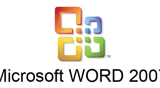 MSWord2007